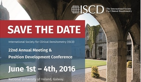 ISCD Annual Meeting in Galway
