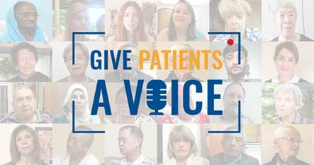 Give Patient's A Voice from the IOF