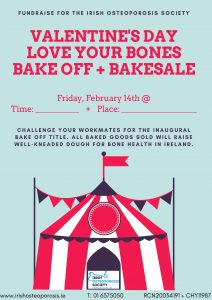 Love Your Bones Campaign for the IOS