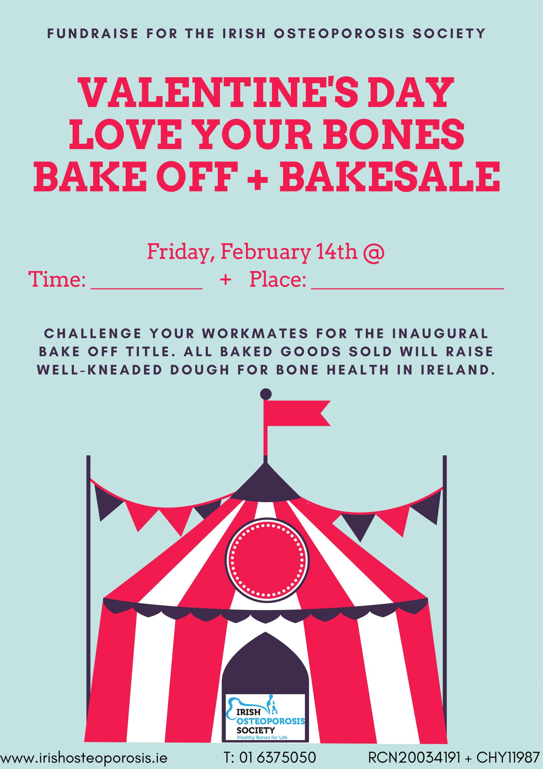 Love Your Bones on Valentine's Day